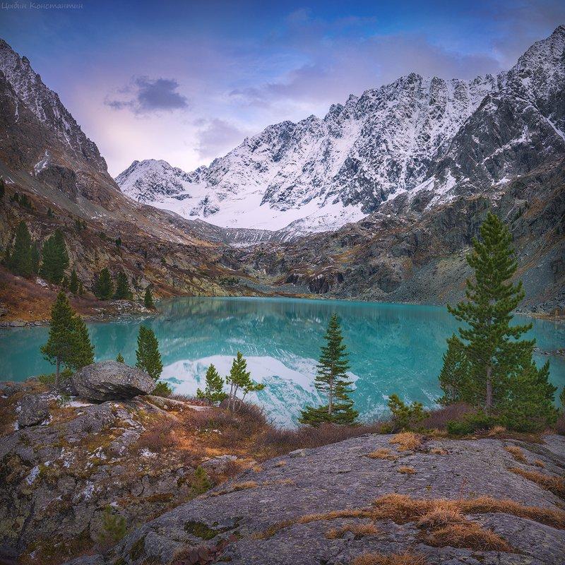 День 5 - Озеро Куйгук /10 км в одну сторону, 7-8 часов туда-обратно/